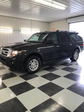 2013 Ford Expedition EL for sale in Rayville, LA