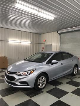 2017 Chevrolet Cruze for sale in Rayville, LA