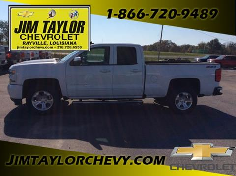 2017 Chevrolet Silverado 1500 for sale in Rayville, LA