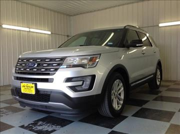 2016 Ford Explorer for sale in Rayville, LA