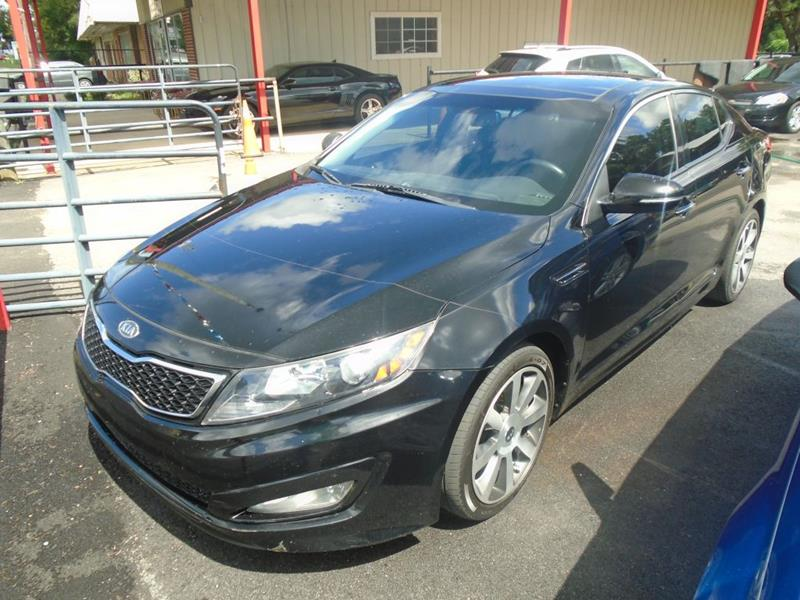 2012 Kia Optima For Sale At Alabama Auto Sales In Semmes AL
