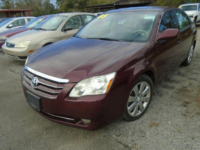 2005 Toyota Avalon For Sale At Alabama Auto Sales In Semmes AL