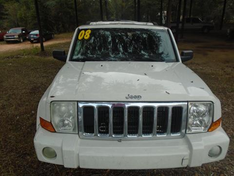 2008 Jeep Commander for sale in Semmes, AL