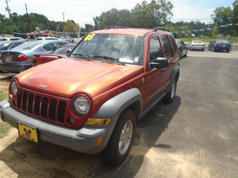 2005 Jeep Liberty for sale in Semmes, AL