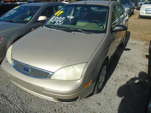 2007 Ford Focus for sale in Semmes, AL