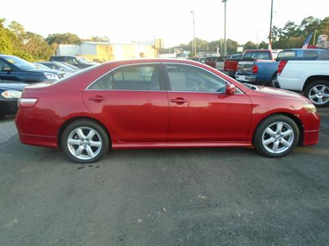 2007 Toyota Camry for sale in Semmes, AL