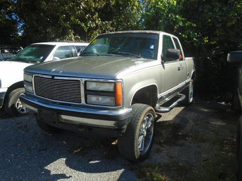 1991 GMC Sierra 1500 for sale in Semmes, AL