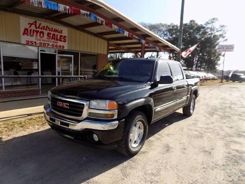 2005 GMC Sierra 1500 for sale at Alabama Auto Sales in Semmes AL