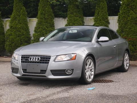 2010 Audi A5 for sale in Lindenhurst, NY
