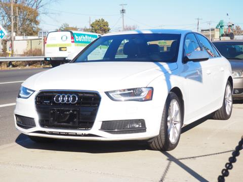 2016 Audi A4 for sale in Lindenhurst, NY