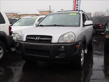 2005 Hyundai Tucson for sale in Lindenhurst, NY