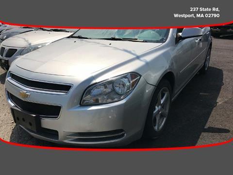 2010 Chevrolet Malibu for sale in Weston MA