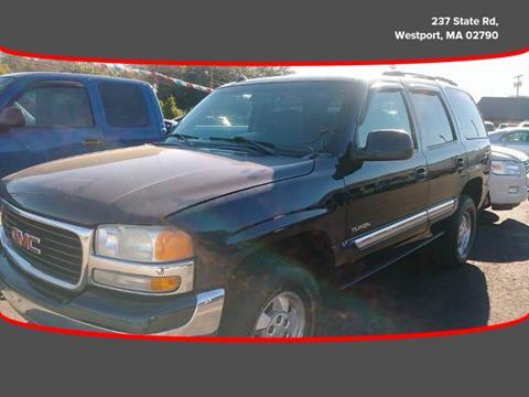 2004 GMC Yukon for sale in Weston, MA