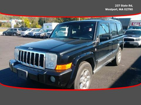 2006 Jeep Commander for sale in Weston, MA