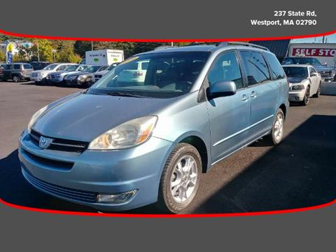 2004 Toyota Sienna for sale in Weston, MA