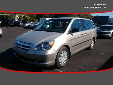 2007 Honda Odyssey for sale in Weston MA