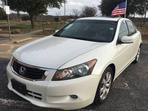 2008 Honda Accord for sale in Terrell, TX