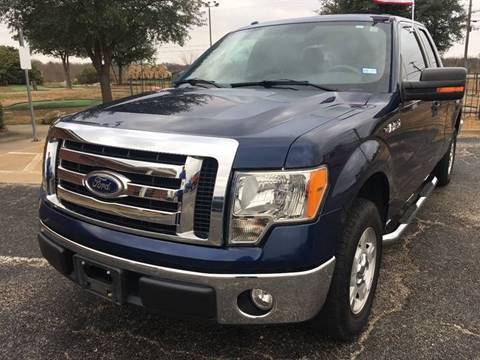 2010 Ford F-150 for sale in Terrell, TX