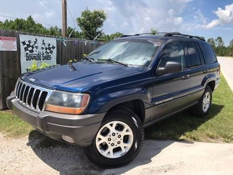 2001 Jeep Grand Cherokee for sale in Bunnell, FL