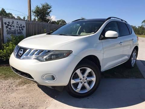 2009 Nissan Murano for sale in Bunnell, FL