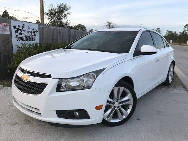 2012 chevrolet cruze ltz in bunnell fl sovauto sales. Black Bedroom Furniture Sets. Home Design Ideas