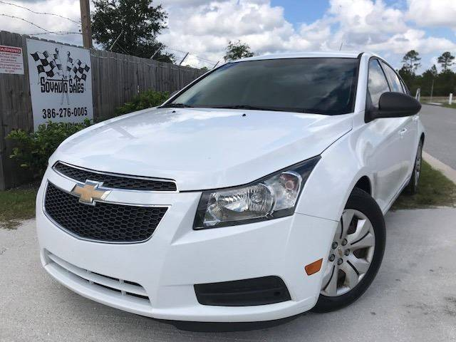2012 Chevrolet Cruze For Sale At Sovauto Sales In Bunnell FL