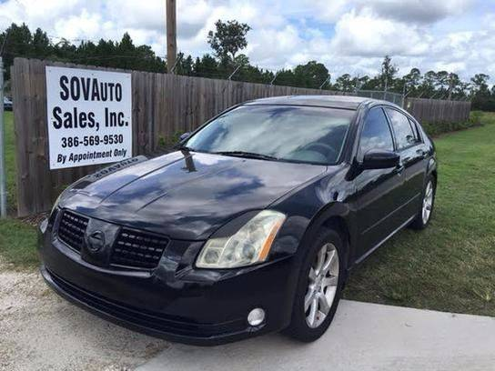 2007 nissan maxima 3 5 se in bunnell fl sovauto sales. Black Bedroom Furniture Sets. Home Design Ideas