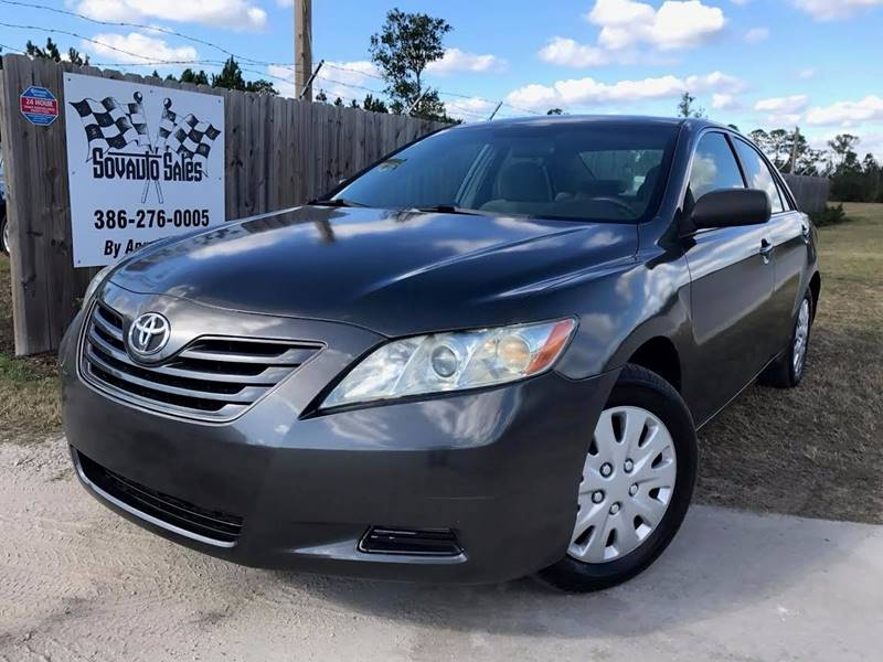 2007 Toyota Camry For Sale >> 2007 Toyota Camry Le In Bunnell Fl Sovauto Sales
