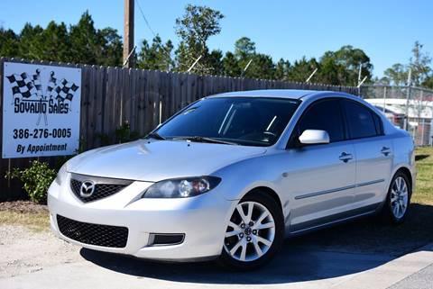 2008 Mazda MAZDA3 for sale in Bunnell, FL