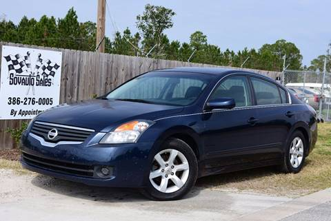 2007 Nissan Altima for sale in Bunnell, FL