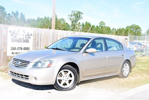 2005 Nissan Altima for sale in Bunnell, FL