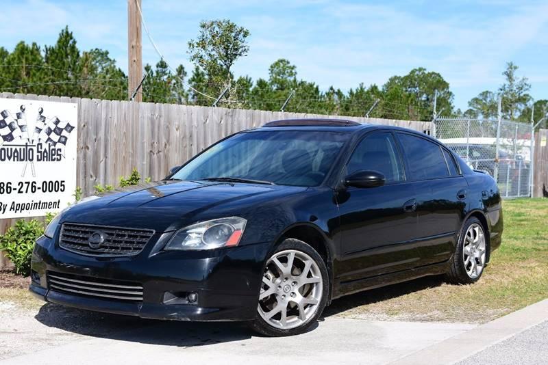 2005 Nissan Altima 35 Se R In Bunnell Fl Sovauto Sales