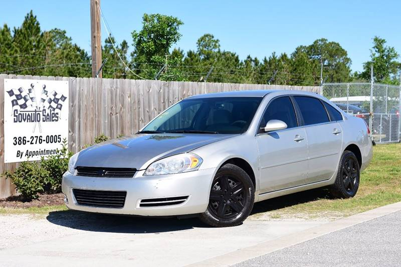 High Quality 2008 Chevrolet Impala For Sale At Sovauto Sales In Bunnell FL