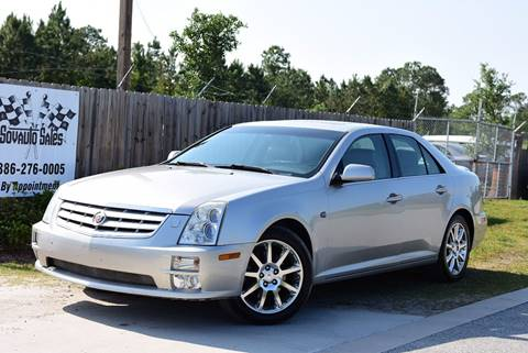 2005 Cadillac STS for sale in Bunnell, FL