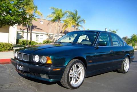 1995 BMW 5 Series for sale at Gstar Motors in Temecula CA