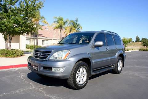 2004 Lexus GX 470 for sale at Gstar Motors in Temecula CA