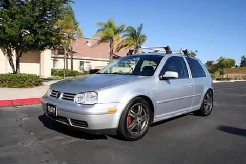 2001 Volkswagen Golf for sale at Gstar Motors in Temecula CA