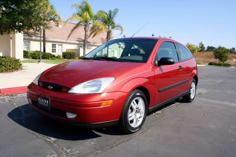 2000 Ford Focus for sale at Gstar Motors in Temecula CA