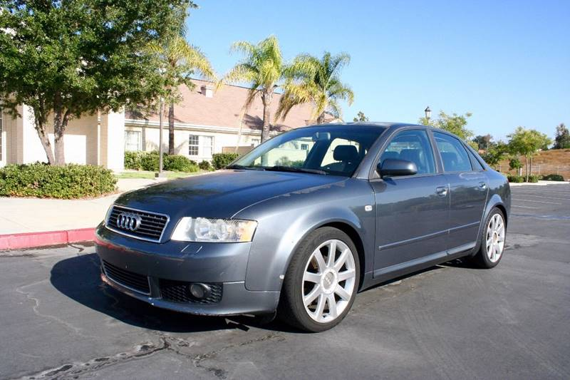 2005 Audi A4 for sale at Gstar Motors in Temecula CA