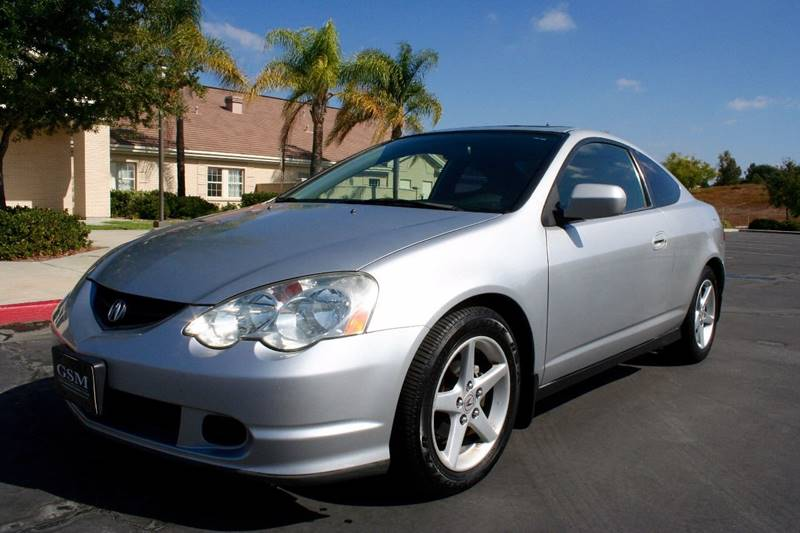 2003 Acura RSX for sale at Gstar Motors in Temecula CA