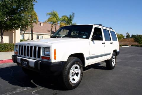 1999 Jeep Cherokee for sale in Temecula, CA