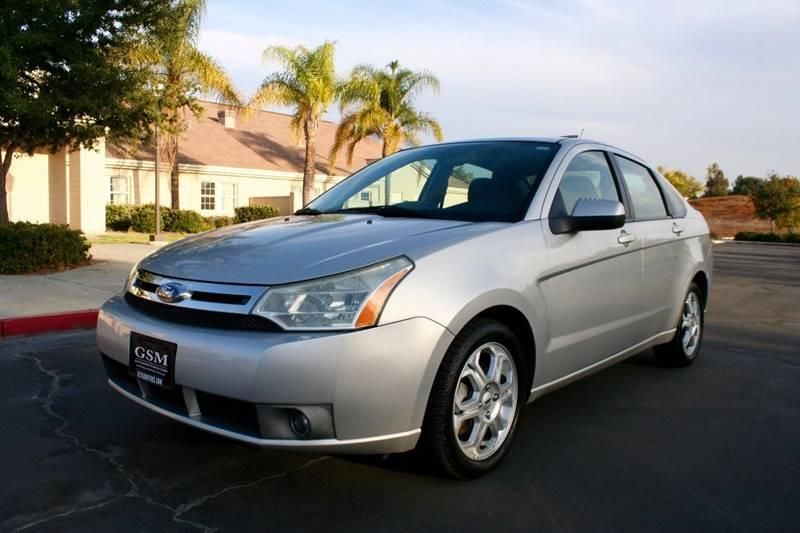 2009 Ford Focus for sale at Gstar Motors in Temecula CA