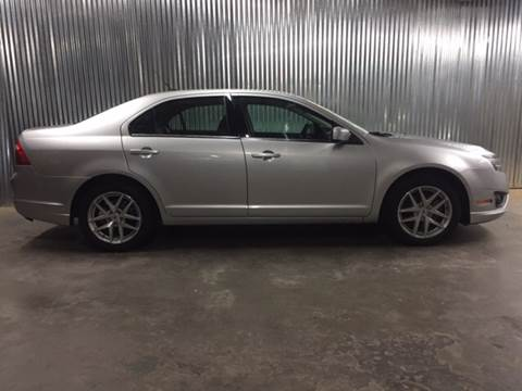 2012 Ford Fusion for sale in Hopkinsville, KY
