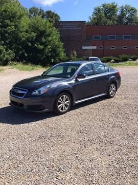 2013 Subaru Legacy for sale in Zanesville, OH