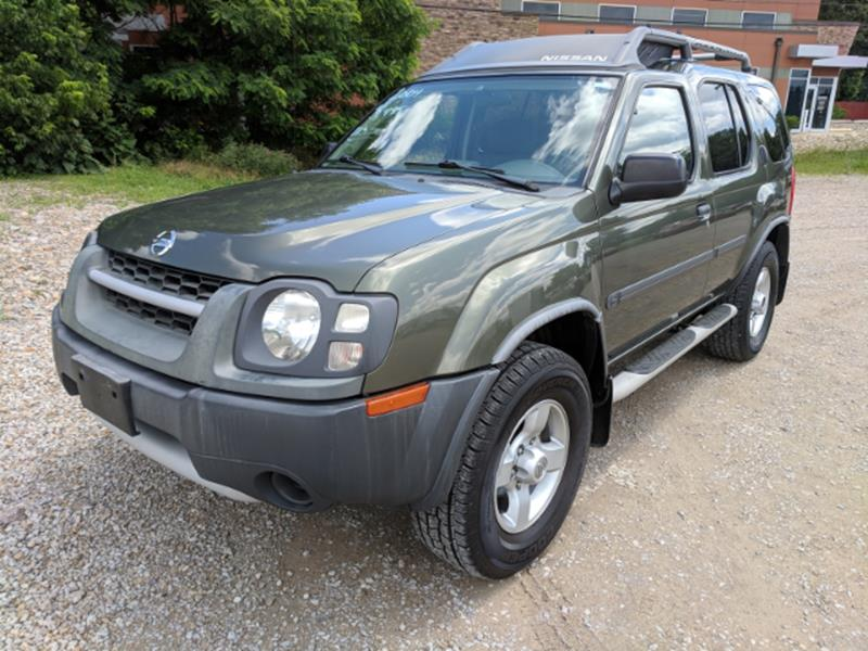 2004 Nissan Xterra for sale at DILLON LAKE MOTORS LLC in Zanesville OH
