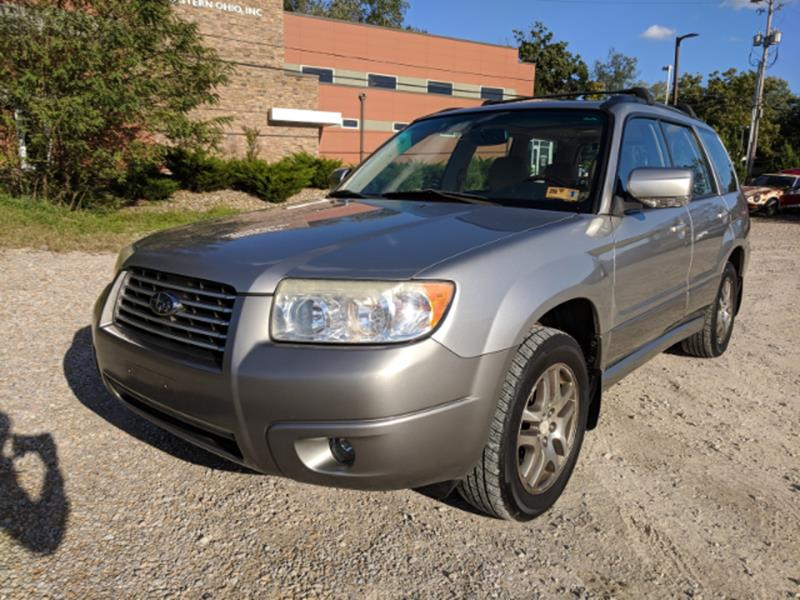 2006 subaru forester 2 5 x l l bean edition in zanesville oh dillon lake motors llc. Black Bedroom Furniture Sets. Home Design Ideas