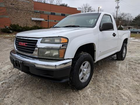 2007 GMC Canyon for sale in Zanesville, OH