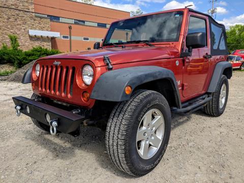 2009 Jeep Wrangler for sale in Zanesville, OH