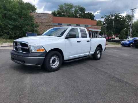 2011 RAM Ram Pickup 1500 for sale at DILLON LAKE MOTORS LLC in Zanesville OH