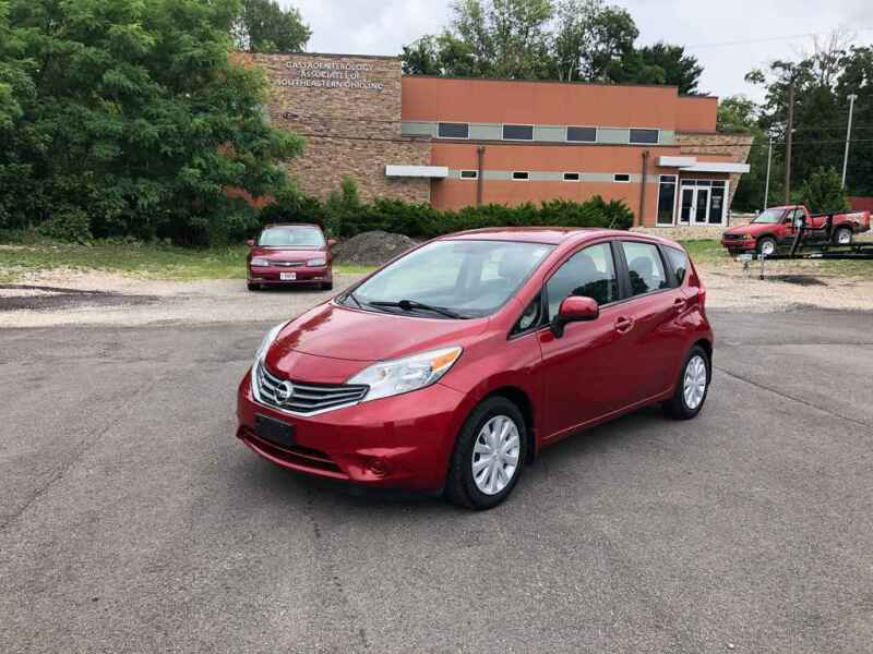 2014 Nissan Versa Note for sale at DILLON LAKE MOTORS LLC in Zanesville OH